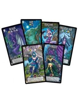 Dark Tales : Blanche Neige cartes