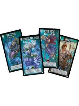 Dark Tales : La Petite Sirene cartes