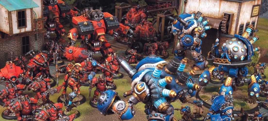 Initiation jeu de figurines Warmachine et Hordes - 19/06/19