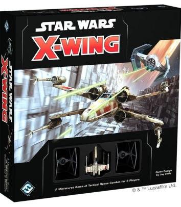 Jeudi nouveauté / Club social : Démo X-Wing