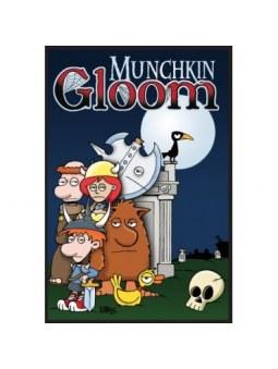 Gloom Munchkin jeu