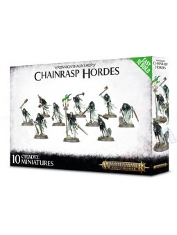 Easy To Build: Nighthaunt Chainrasp Hordes