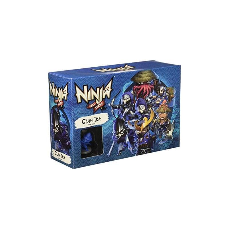 Ninja All-Stars : Clan Ika jeu