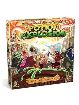 Potion Explosion Extension jeu