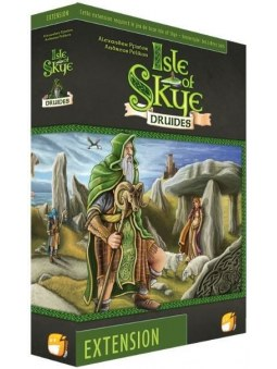 Isle of Skye - Extension druide jeu