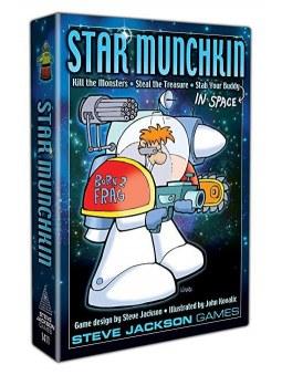 Star Munchkin jeu
