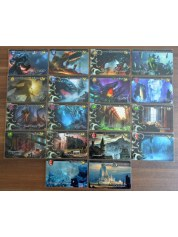 Tides Of Madness cartes