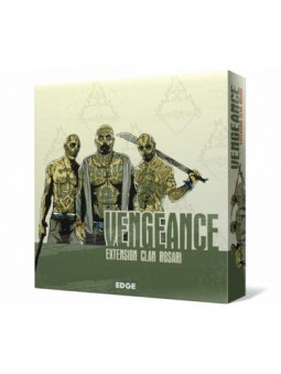 Vengeance - Extension Clan Rosari jeu