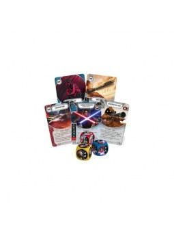 Star Wars Destiny : Starter Rivaux Paquet Draft cartes