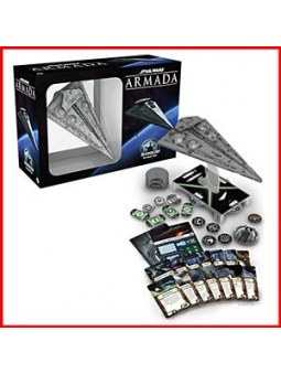 Star Wars Armada: Interdictor contenu