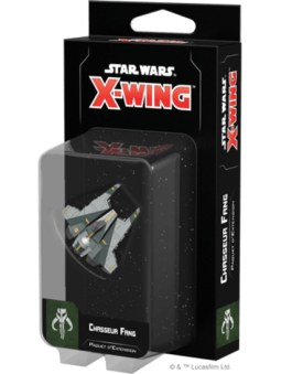 Star Wars X-Wing 2.0 Chasseur Fang
