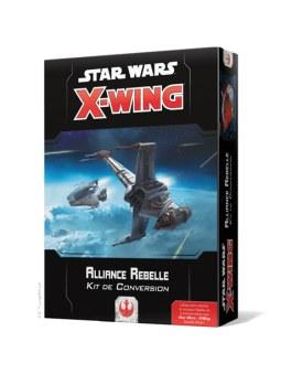 Star Wars X-Wing 2.0 Kit De Conversion Alliance