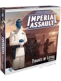 Star Wars Assaut Empire: Tyrans De Lothal