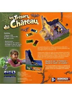 Les trésors du château contenu