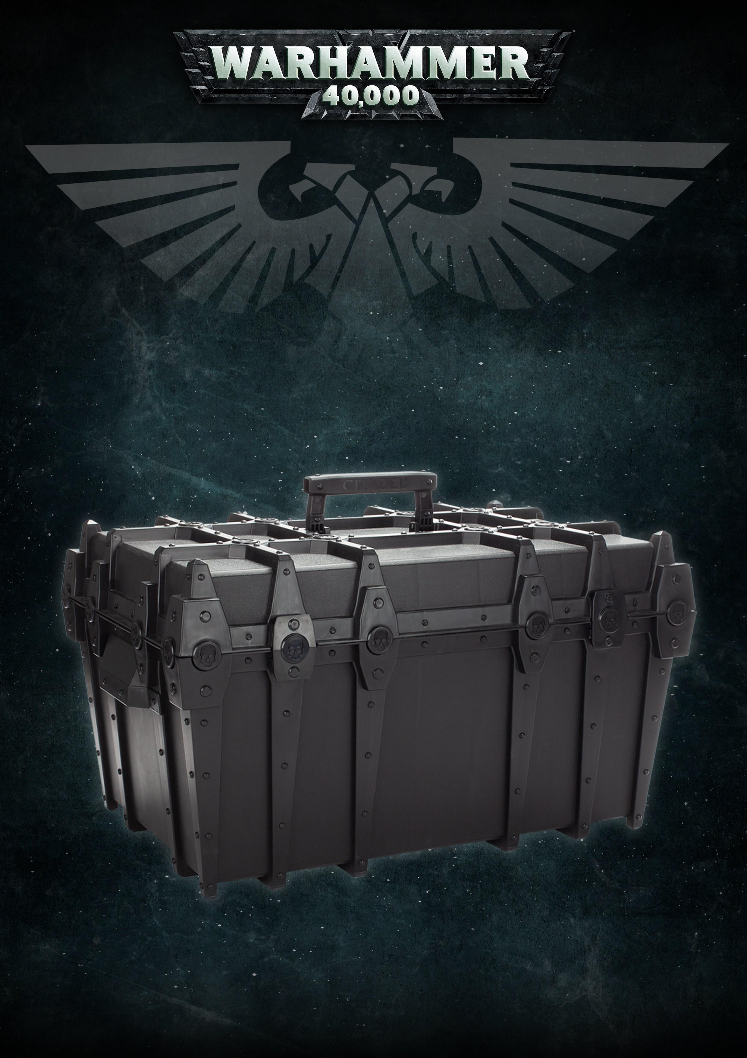 Citadel : Valise Crusade XL