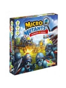 Micro Mutants jeu