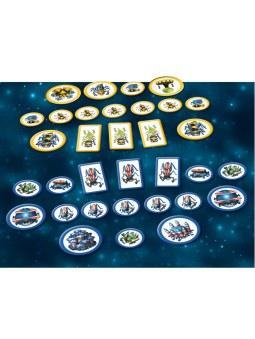 Micro Mutants cartes