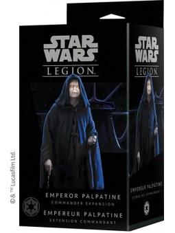 Star Wars Legion: Empereur Palpatine
