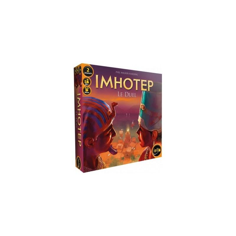 Imhotep Le Duel  jeu