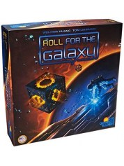 Roll for the Galaxy jeu