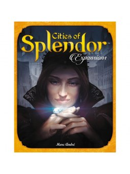 Cities of Splendor jeu