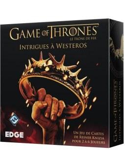 Le Trône de Fer : Intrigues à Westeros jeu