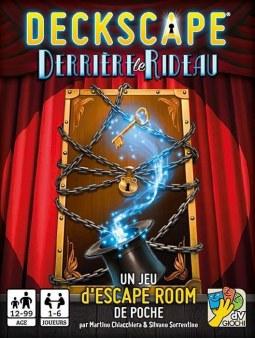 Deckscape 5: Derrière le rideau jeu