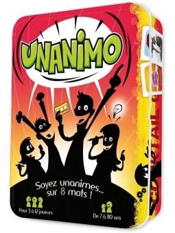 Unanimo (Nouvelle boite) jeu