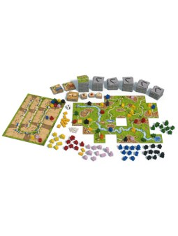 Carcassonne : The Big Box presentation