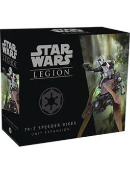 Star Wars Legion : Speederbikes 74-Z