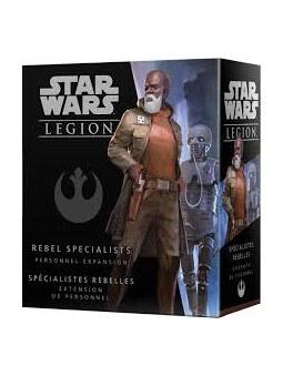Star Wars Legion : Spécialistes Rebelles