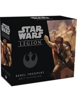 Star Wars Legion : Soldats Rebelles