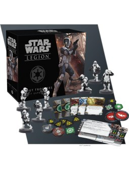 Star Wars Legion : Scout Troopers