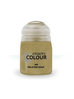Air: Relictor Gold