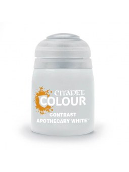 Contrast Apothecary White (18ml)