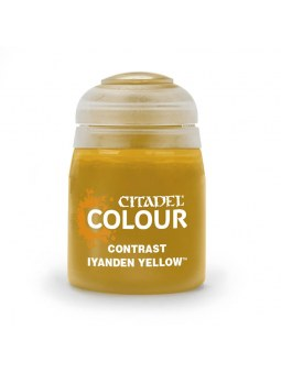 Contrast Iyanden Yellow (18ml)