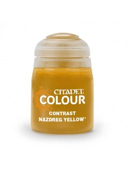 Contrast Nazdreg Yellow (18ml)