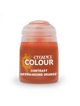 Contrast Gryph-Hound Orange (18ml)
