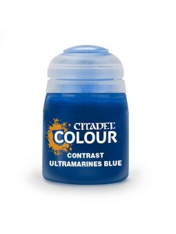 Contrast Ultramarines Blue (24ml)