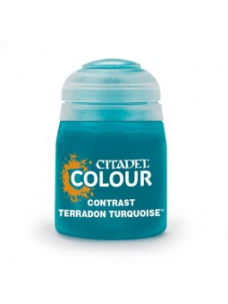 Contrast Terradon Turquoise (18ml)