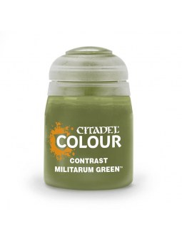 Contrast Militarum Green (18ml)