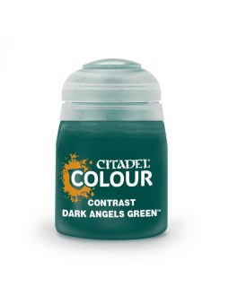 Contrast Dark Angels Green (18ml)