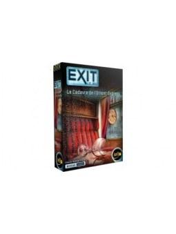 Exit - Le Cadavre de L'Orient-Express  jeu