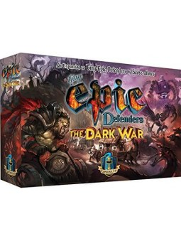 Tiny Epic Defender Dark War jeu