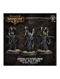 Cryx Allies Cephalyx Overlords Unit