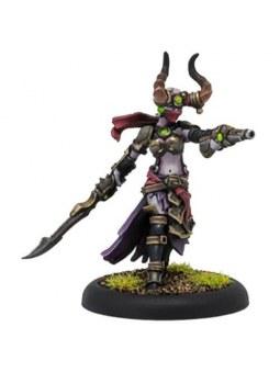 Cryx Axiara Wraithblade Character Solo