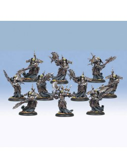 Cryx Bane Knights Unit