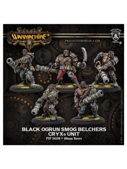 Cryx Black Ogrun Smog Belchers Unit