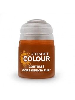 Contrast Gore-Grunta Fur
