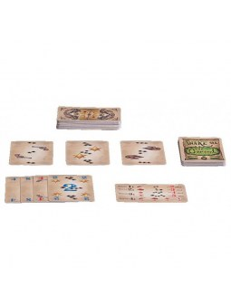 jeu de cartes Wild shots